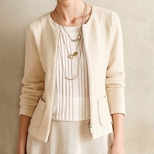 Anthropologie Rosie Neira Geo Diamond Jacket XS